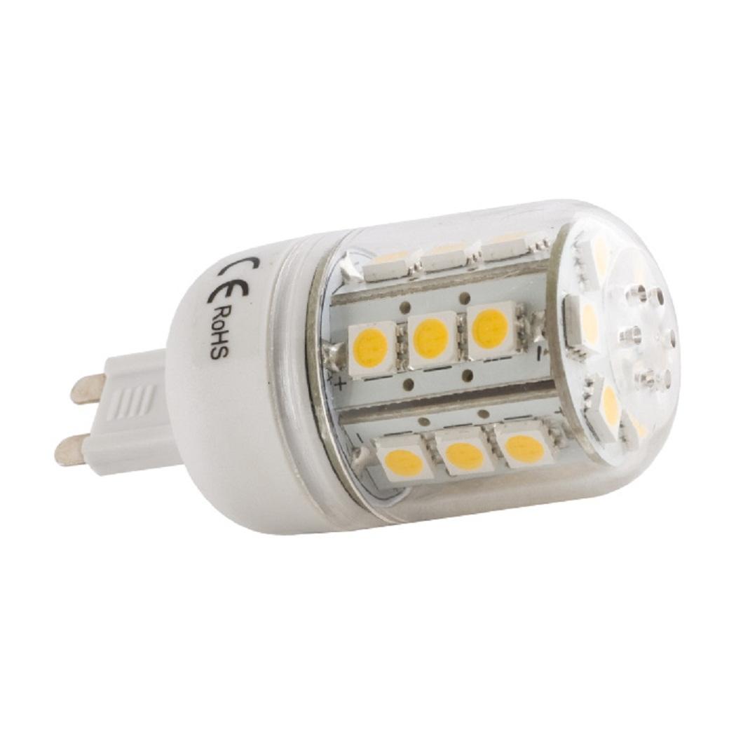 Lampada led g9 3,8w 3000k