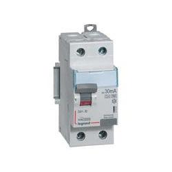 Dx3 interruptor seccionador 2p 40a 406527