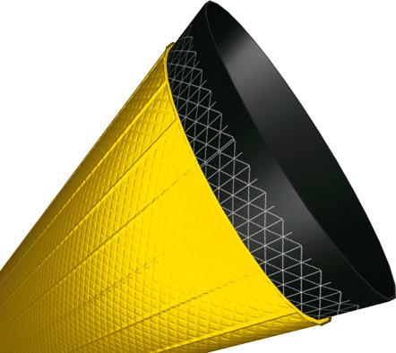 Mangueira waterflex cinzenta 43x50