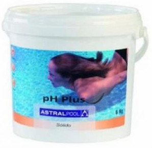 Incrementador de ph solido 8kg astral