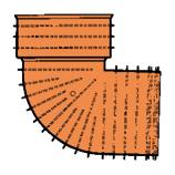 Curva duralight pp 90º d200