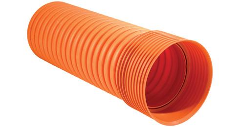 Tubo corrugado pp d500 sn8 politejo