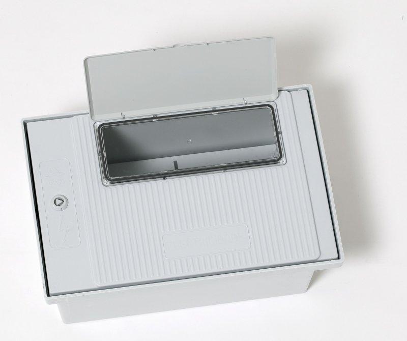 Caixa para 2 contadores monofasico 06c2cm