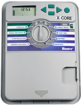 Controlador x-core-401-e exterior