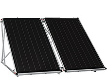 Kit solar termossifao 300l tp f2/tss300/fcc