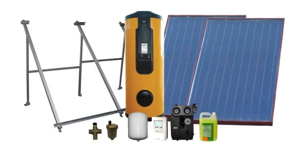 Kit solar 300/2 tp dpsa-2 ns2004