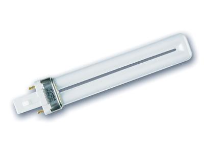 Lampada compacta flurescente sylynx t 18w/182
