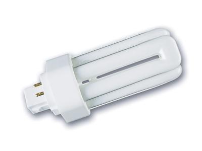 Lampada compacta  flurescente lynx te 18w/182