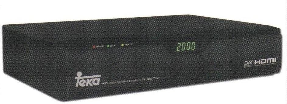 RECEPTOR TDT TK 2000T HD 2901047 TEKA