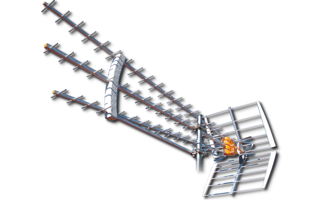 Antena dat75 hd boss ind.1497