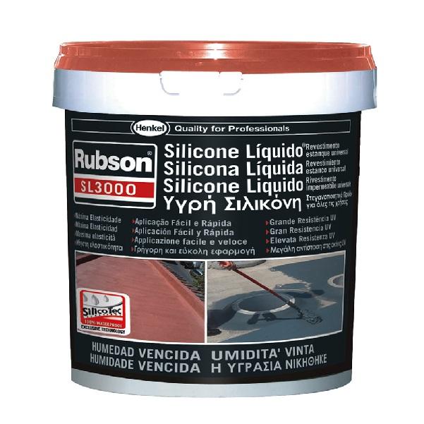 Silicone liq. sl3000 5kg telha